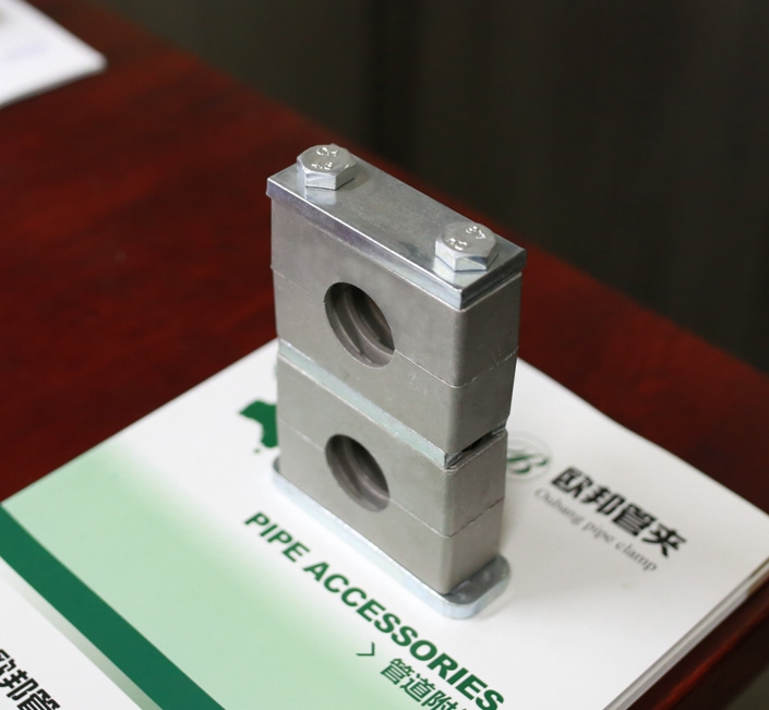 太仓重型多层铝合金管夹
